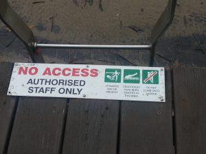 no access Australia
