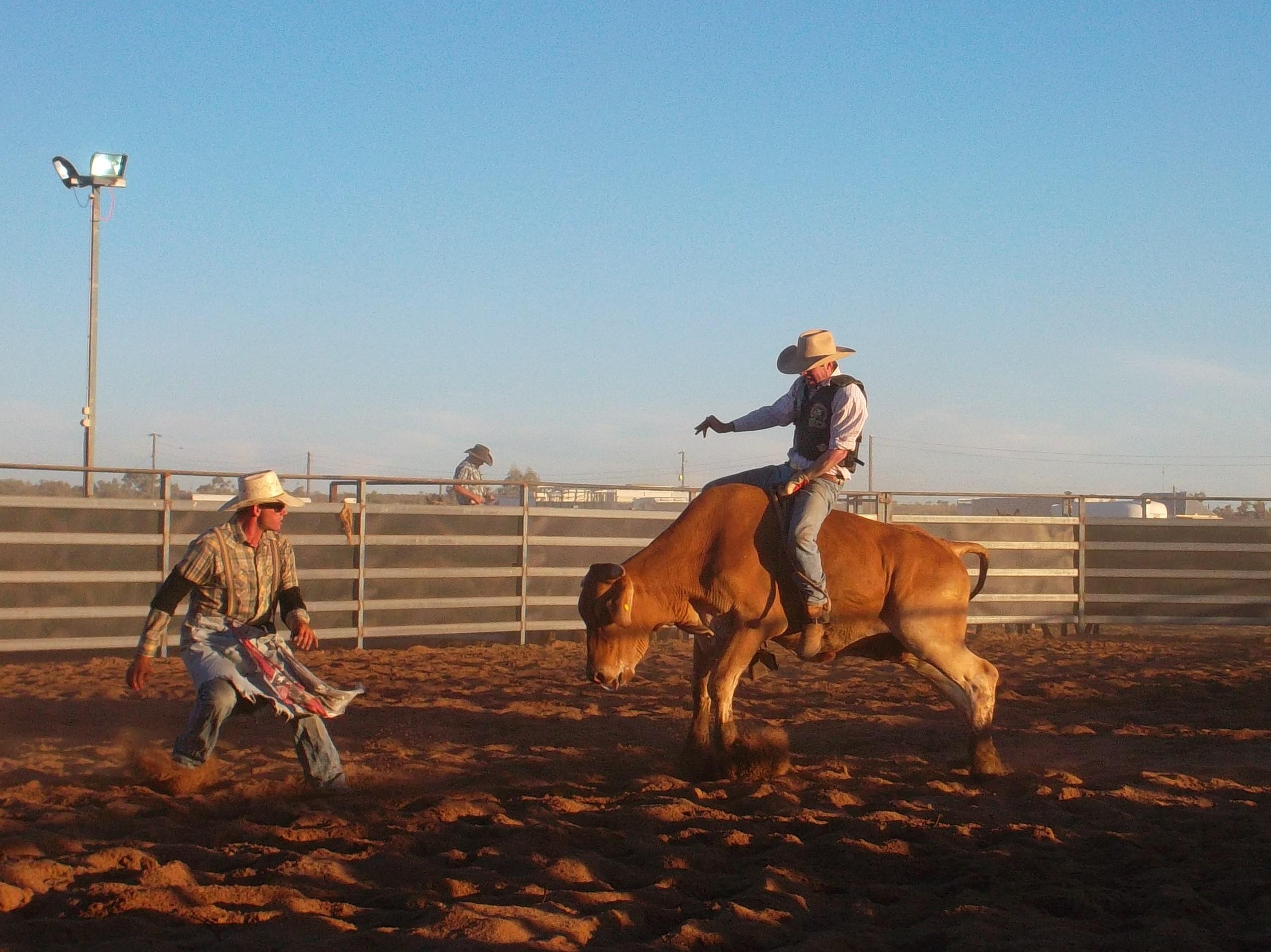 rodeo australien bucket list