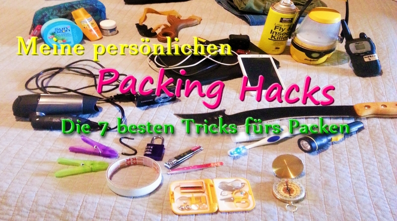 packing hacks packen