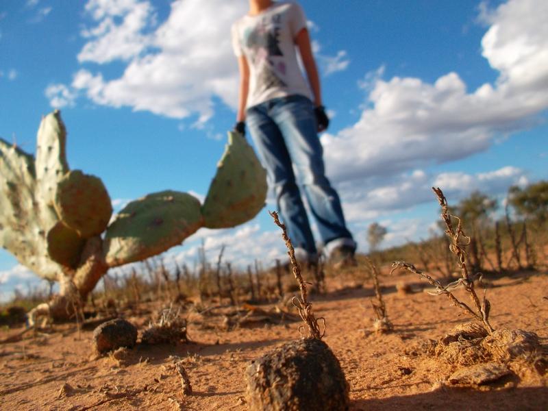 Kleidung Schuhwerk Wüste