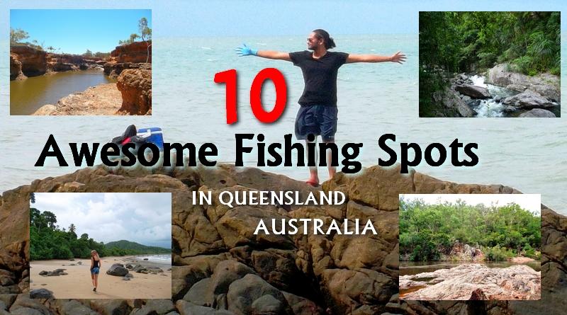 fishing in qld australia