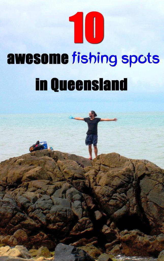 fishing queensland