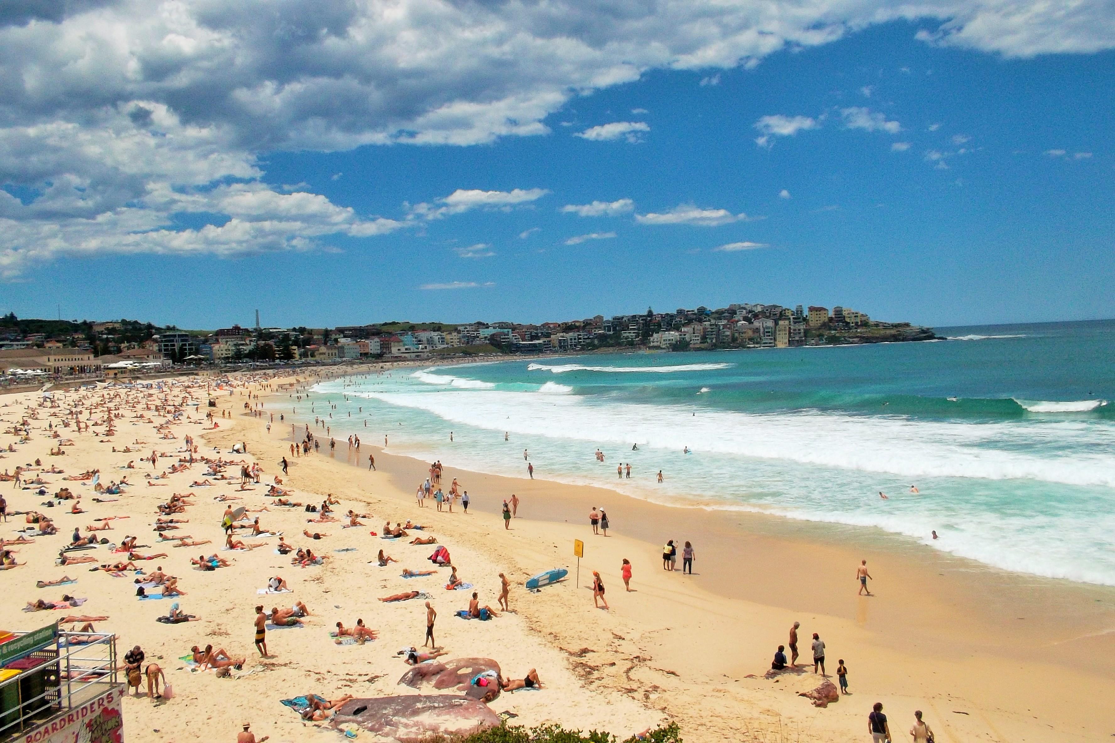 bondi beach sydney bucket list