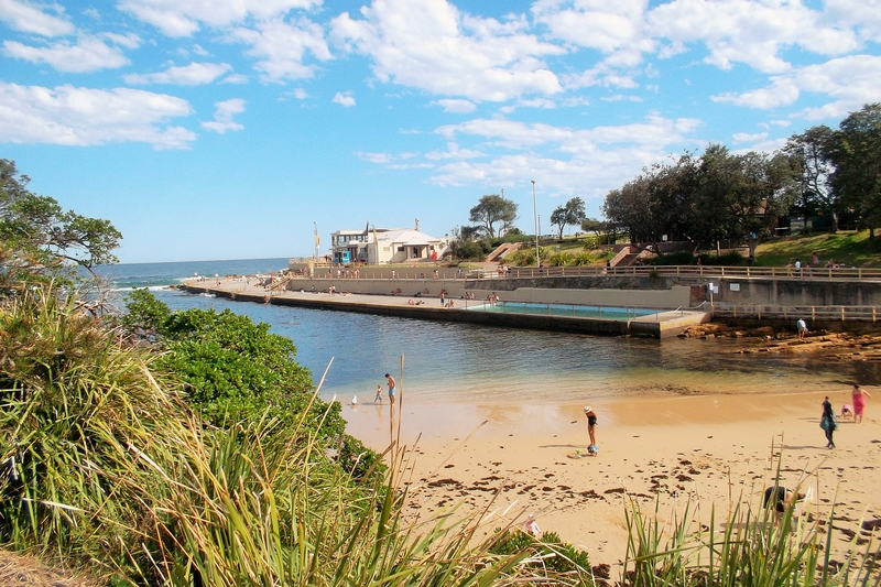 bondi to coogee walk clovelly beach