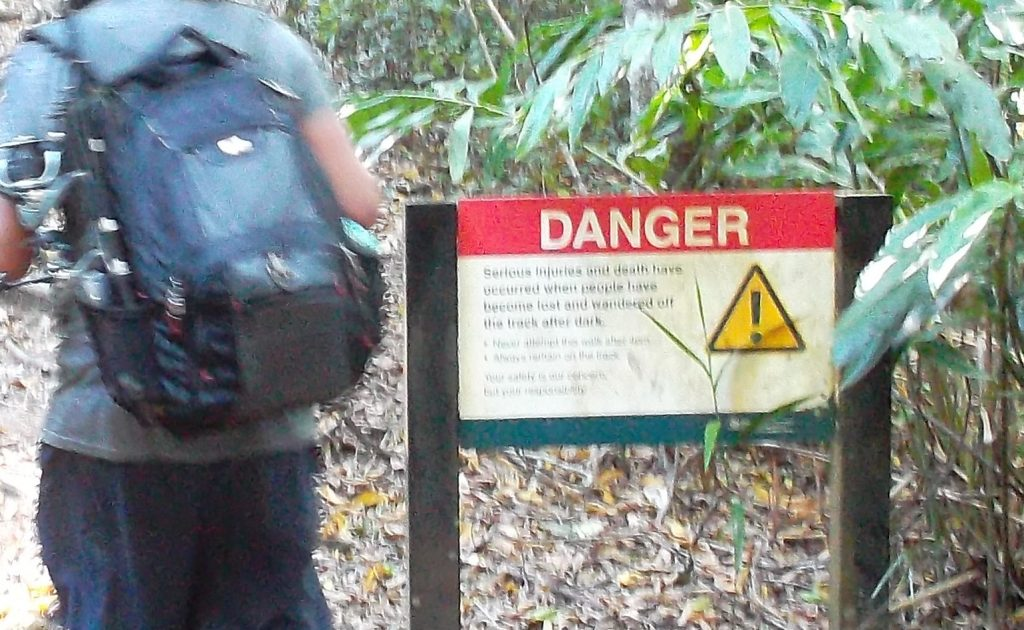 danger jungle