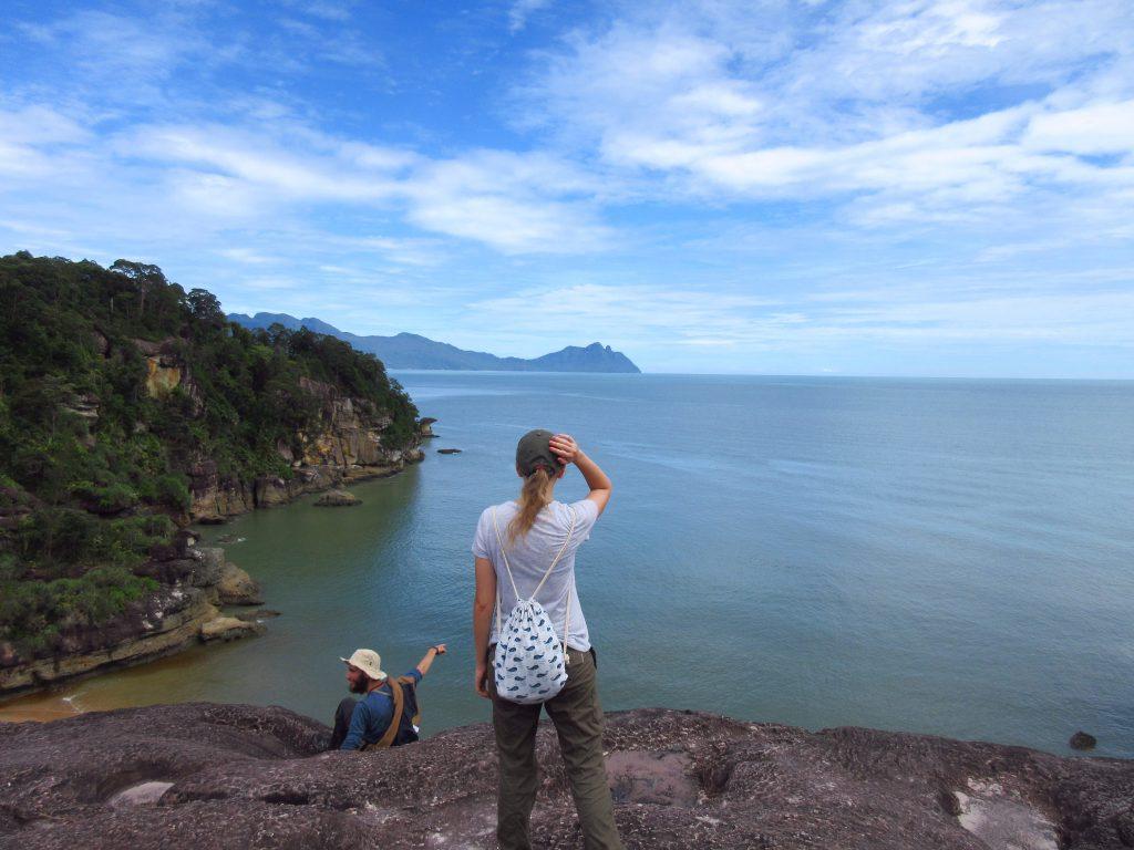 Bako National Park Cliffview