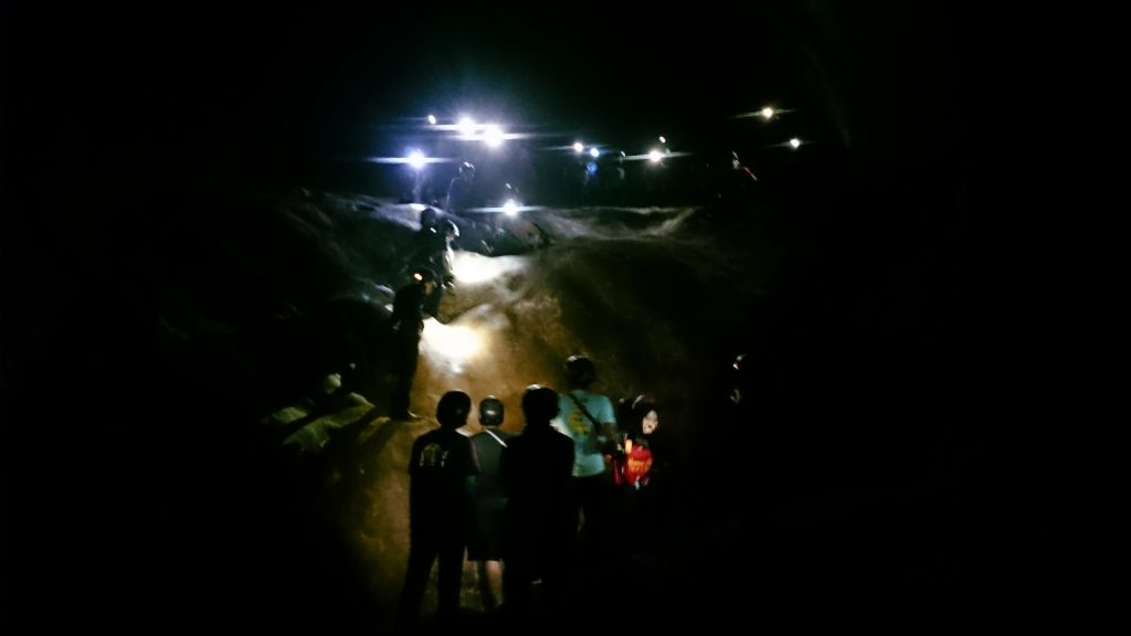 gua tempurung slide