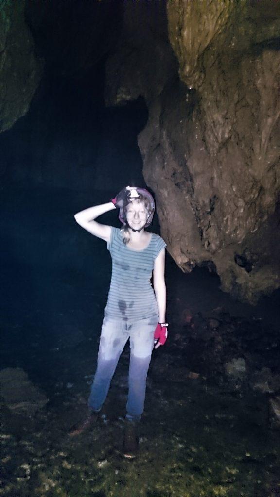 gua tempurung caving