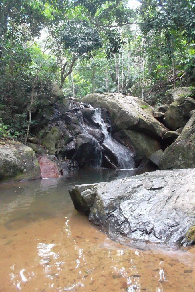Tioman Wasserfall