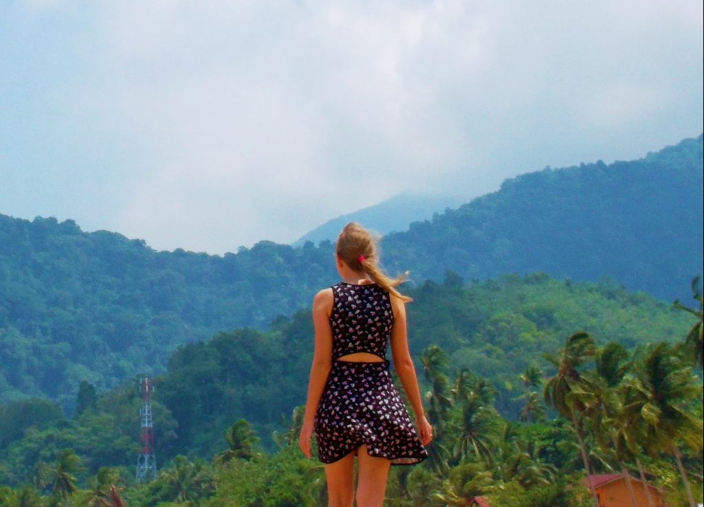 Tioman mountains
